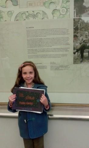 Cuaderno de estampación Goya