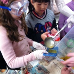 Elaboración jabón artesanal