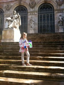 Madrid con M Biblioteca Nacional