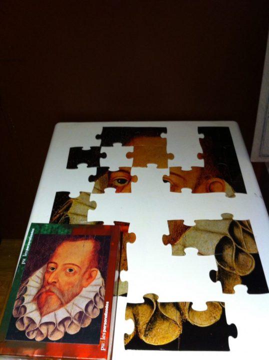 Puzzle Cervantes