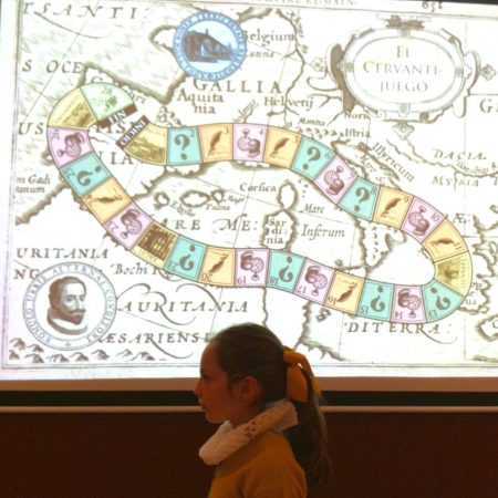 Diapositiva Cervantes