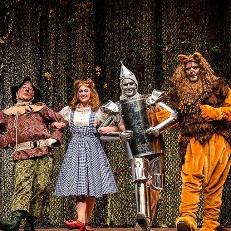 Actores Mago de Oz