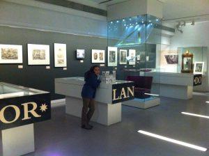 Exposición Biblioteca Nacional