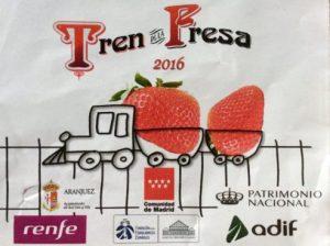 Ticket Tren de la Fresa