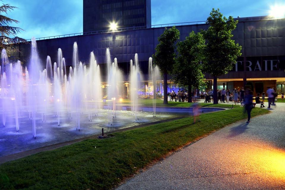 Jardín del Museo del Traje