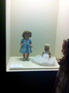 Vitrinas salas adaptación Museo del Traje