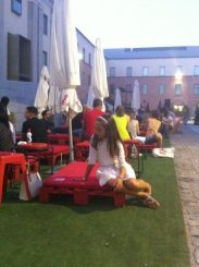 Chill out Cine Garden