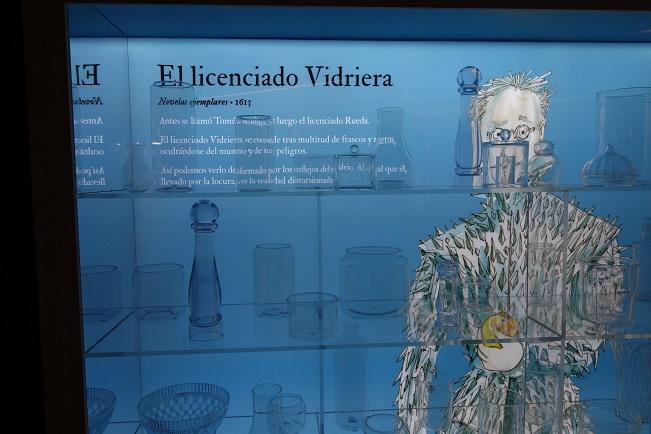 Licenciado Vidriera 16 Cervantes