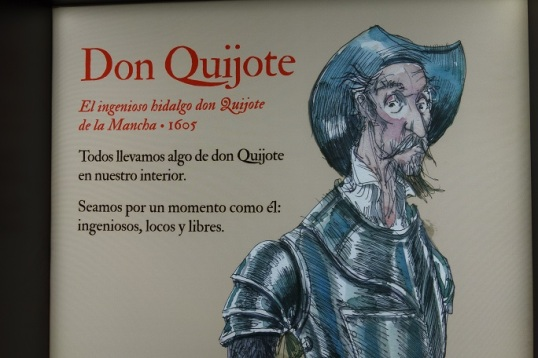 Don Quijote 16 Cervantes