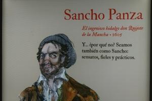 Sancho Panza 16 Cervantes
