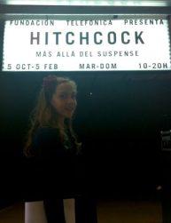 Entrada Exposición Hitchcock, más allá del suspense