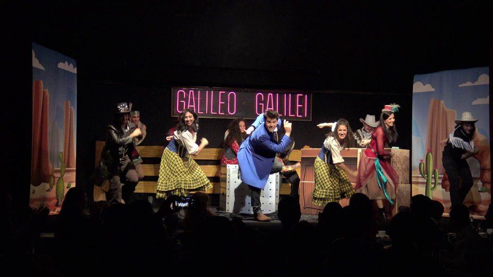 Baile del Oeste Mágico