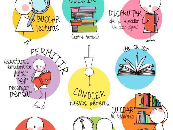 Nosotros amamos los libros