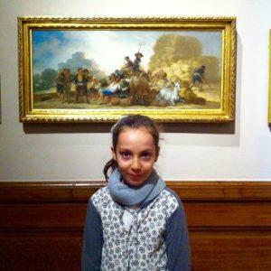 """""""La Era"""" Francisco de Goya"""