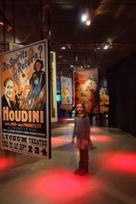 Carteles publicidad Expo Houdini