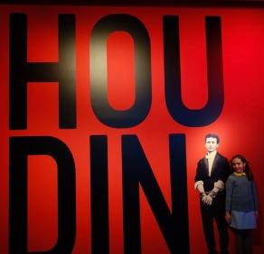 Houdini a tamaño real