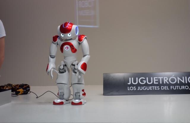 Más Robot Museum Y M – Madrid Con PiwkXTZuO
