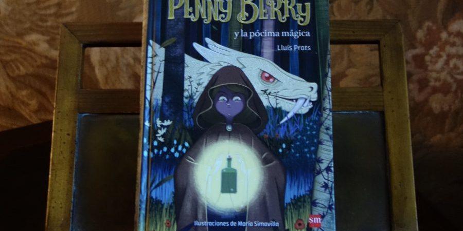 Penny Berry y la pócima mágica de Editorial SM