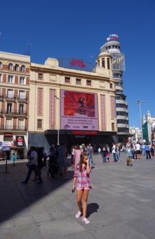 Cines Callao y Edificio Carrión, iconos de Madrid