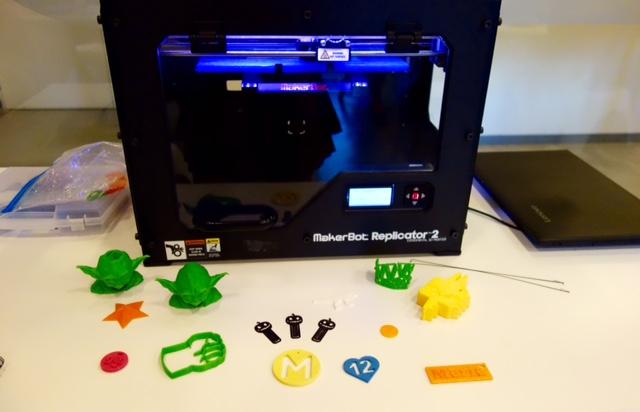 Impresión 3D Impresora 3D