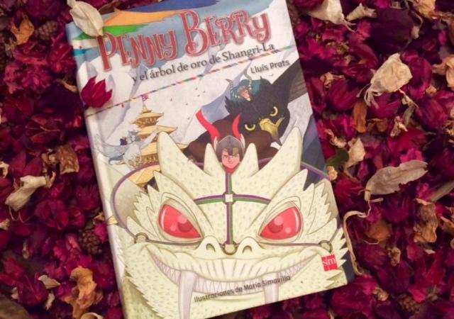 Portada Penny Berry y el árbol de oro de Shangri-La