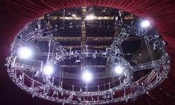 Luces y anclajes Circo Price