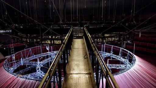 La parte de arriba del Teatro Circo Price