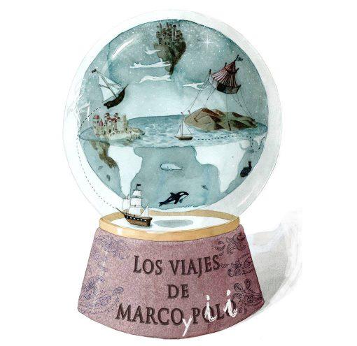 Los viajes de Marco y Pili. Teatro Circo Price. Navidad 2017