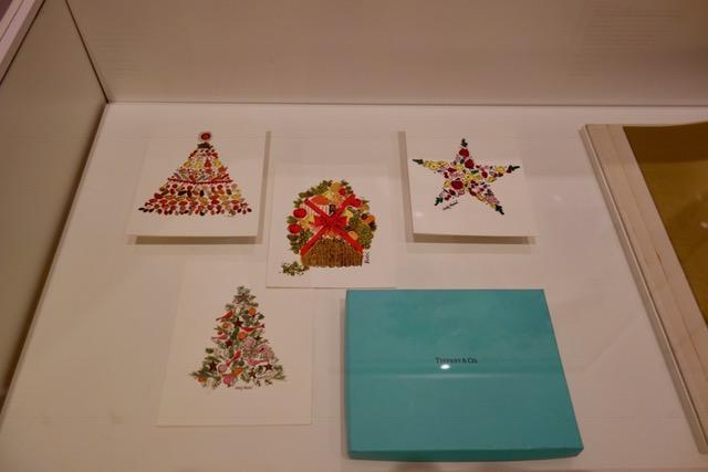 Tiffanys Warhol