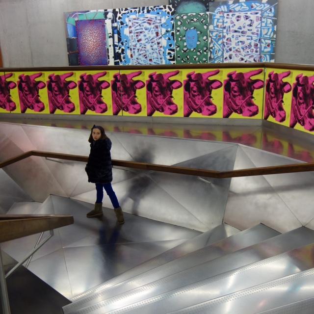 Exposición Andy Warhol Madrid