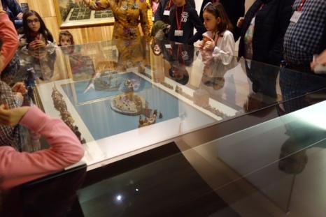 Museo de Historia de Madrid. Maqueta