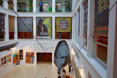 El lenguaje de las Telas. Museo Nacional de Antropología