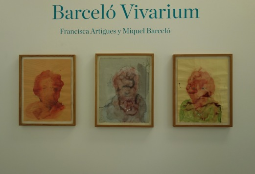 Retratos Francisca Artigues Miquel Barceló