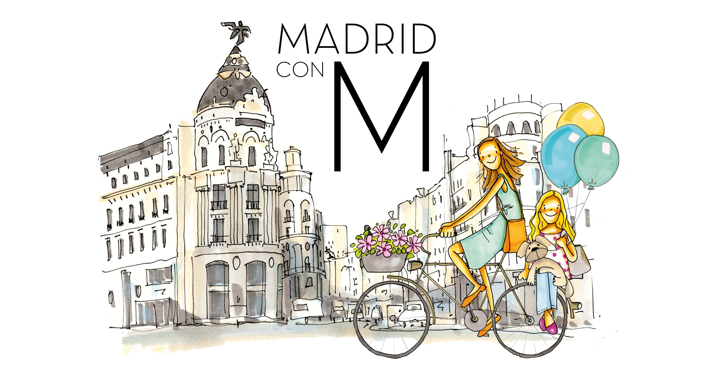 Madrid con M Cultura y Ocio en Madrid