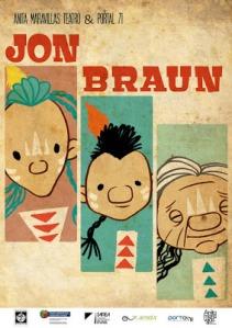 Jon Braun. Teatralia