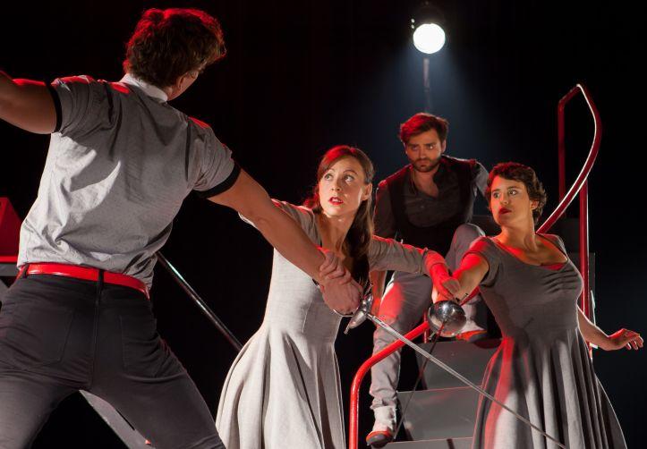 Romeo y Julieta. Teatralia
