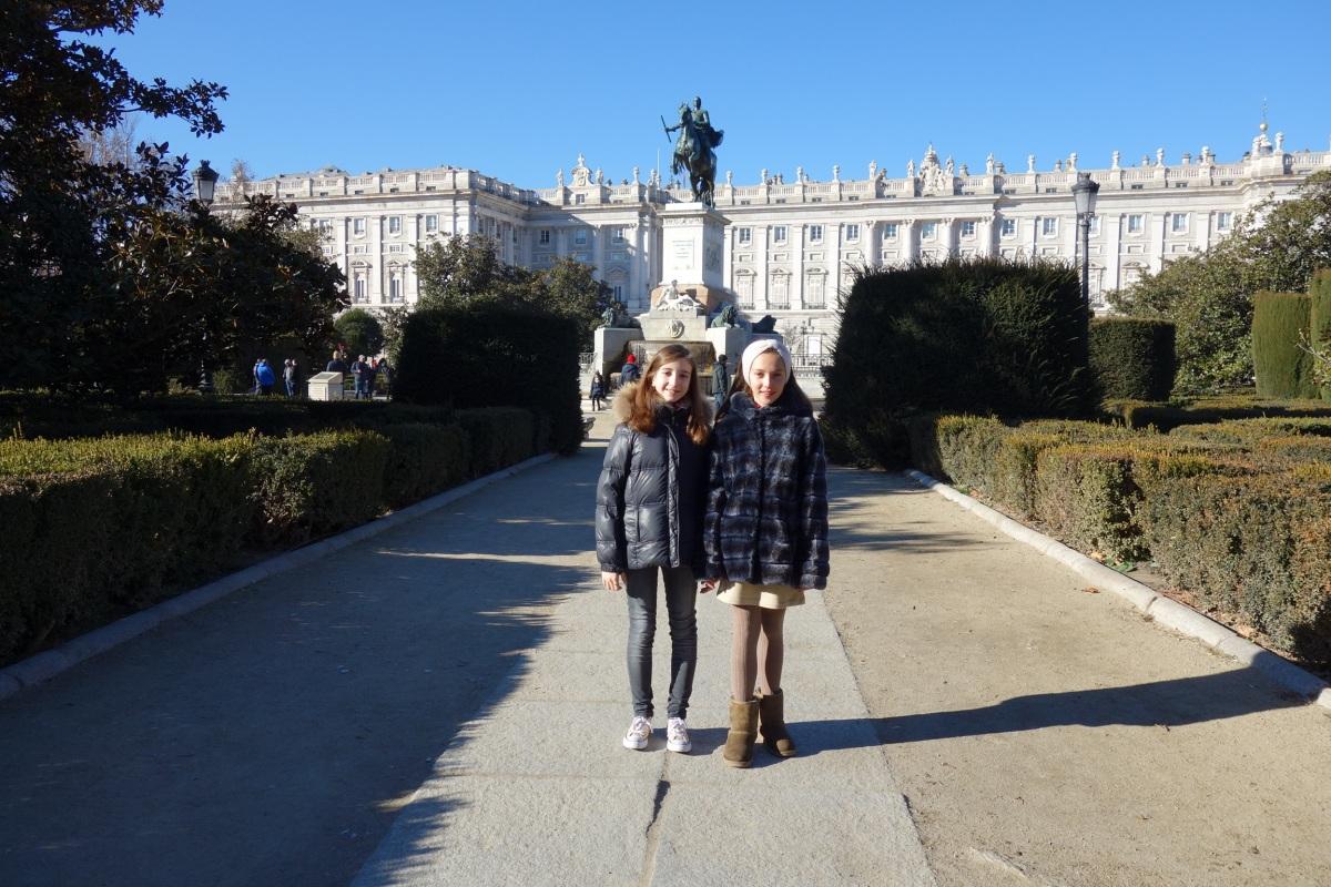 4 planes en Madrid