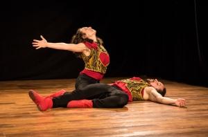 Romeo y Julieta Teatralia