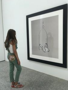 """""""La naturaleza de las cosas"""" Chema Madoz en el Pabellón Villanueva Del Re"""