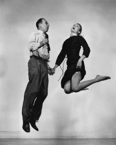 Grace Kelly y Philippe Halsman. 1955 ©️Philippe Halsman/Magnum Photos
