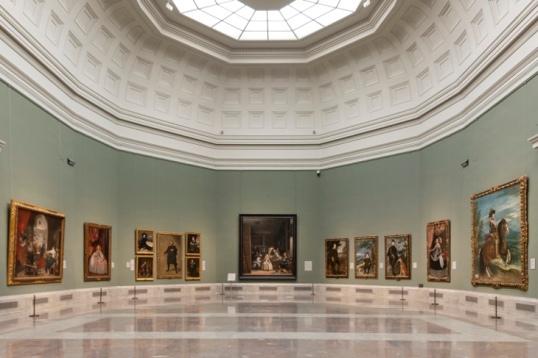 Reencuentro. Sala 12. Museo Nacional del Prado